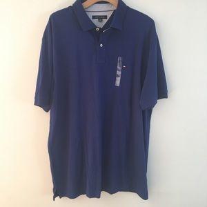 Tommy Hilfiger XXL shirt sleeve polo shirt NWT